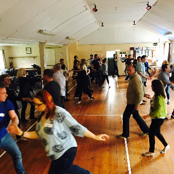 Learn to Dance at LOVEDEAN - Lovedean Village Hall - Sunday Workshop