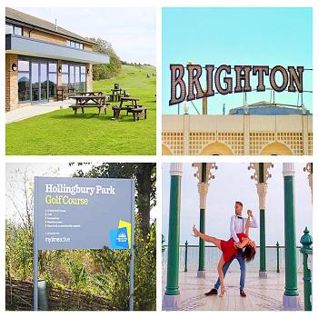 Dance at BRIGHTON - Hollingbury Golf Club - Sunday Freestyle