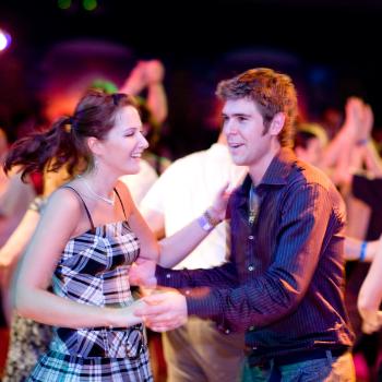 Dance at ONLINE - Ceroc Northern Ireland